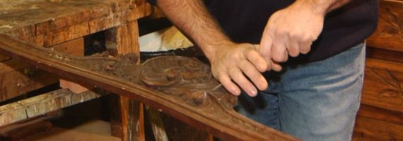 laboratorio artigianale restauri
