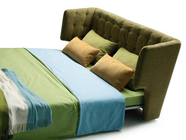 Divano letto milano bedding dorsey la casa econaturale for Divano letto milano