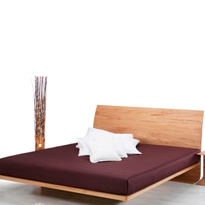 letto legno massello Mariella 01