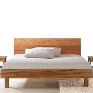 Letti in legno - La Casa Econaturale