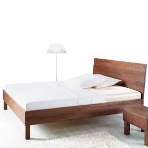 Letto legno massello Vera Brillant