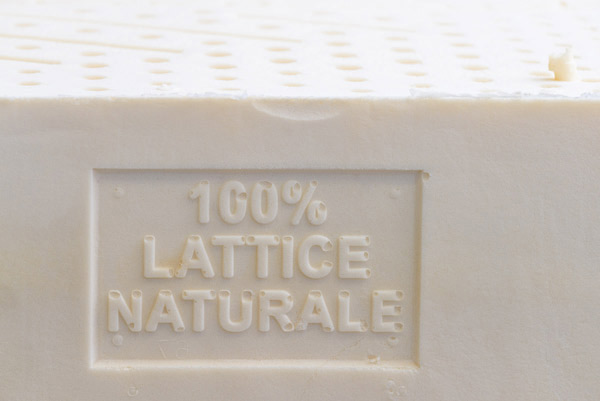 Materasso lattice naturale