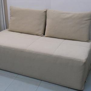 pouf letto Cuboquadro
