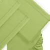 Completo letto cotone bio Mymami foglia