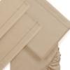 Completo letto cotone bio Mymami nocciola