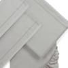 Completo letto cotone bio Mymami pietra