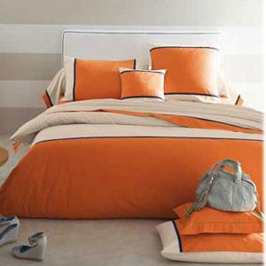 Copripiumino Matrimoniale California Orange