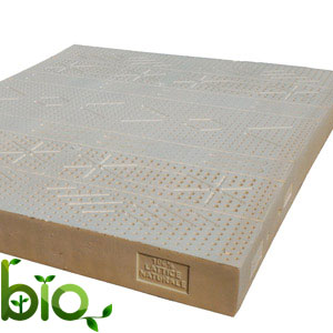 materasso bio lattice naturale