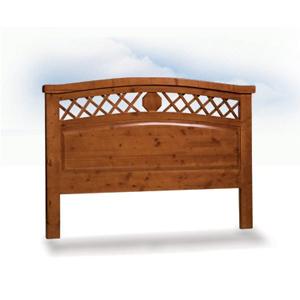 Testata letto legno massello decor la casa econaturale - Testata letto in legno ...