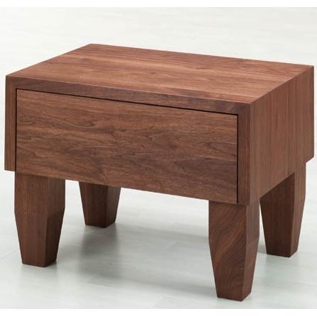 Comodino legno massello Gloria