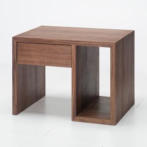 Comodino legno massello Laura Clou