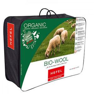 Piumone lana Hefel bio wool