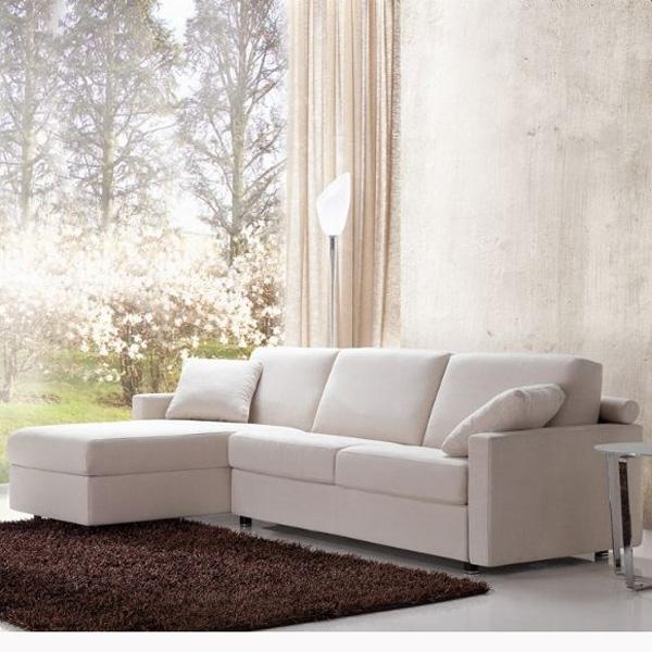 Divano letto angolare studio plus la casa econaturale - Divano letto angolare divani e divani ...