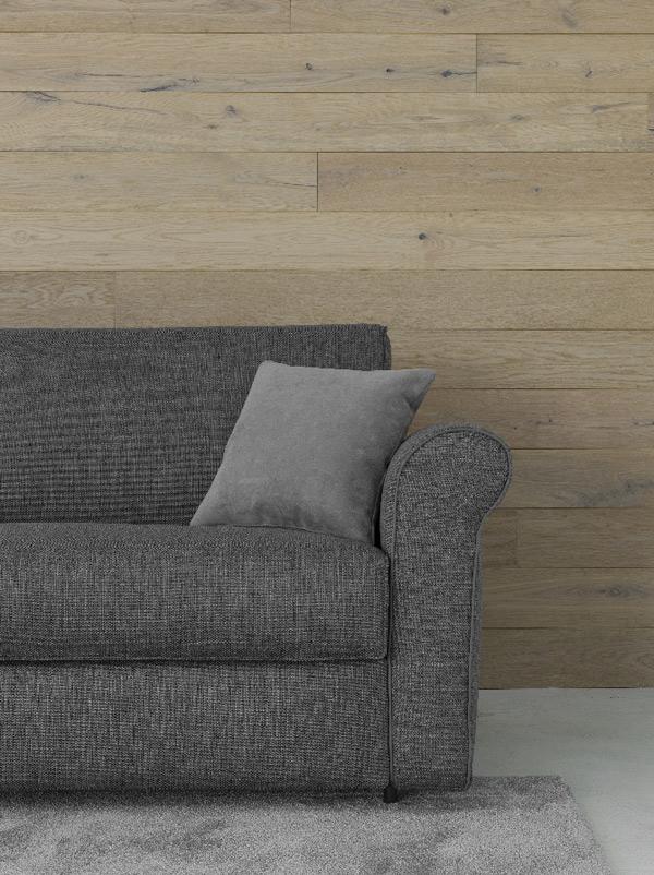 Divano letto materasso alto 18 cm corner la casa econaturale - Divano letto materasso 18 cm ...