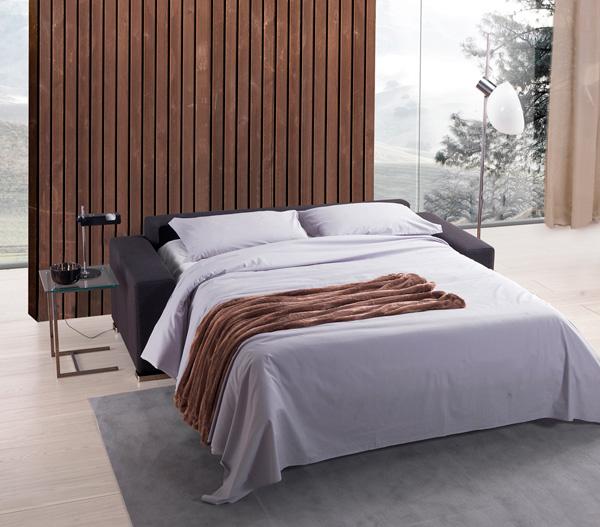 Divano letto materasso 18 cm loft la casa econaturale - Divano letto materasso 18 ...
