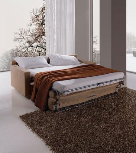 Divano letto studio la casa econaturale - Casa del divano letto ...