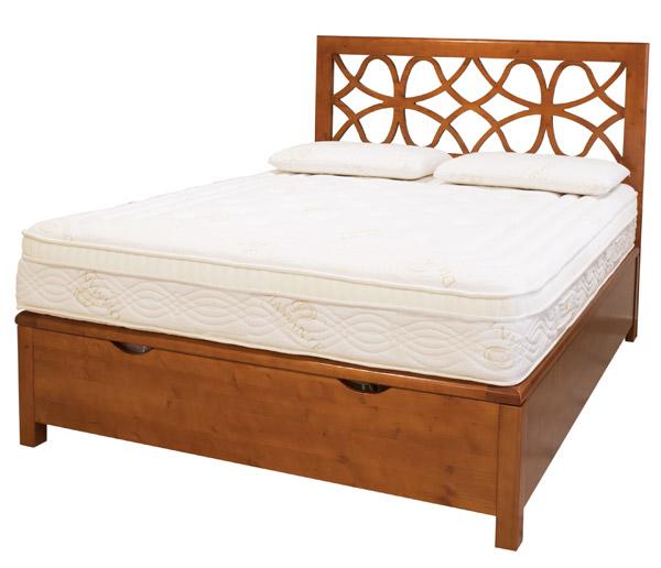 Testata letto legno massello Dream - La Casa Econaturale