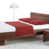 letto legno massello Laura Decor