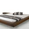 letto legno massello Ariana
