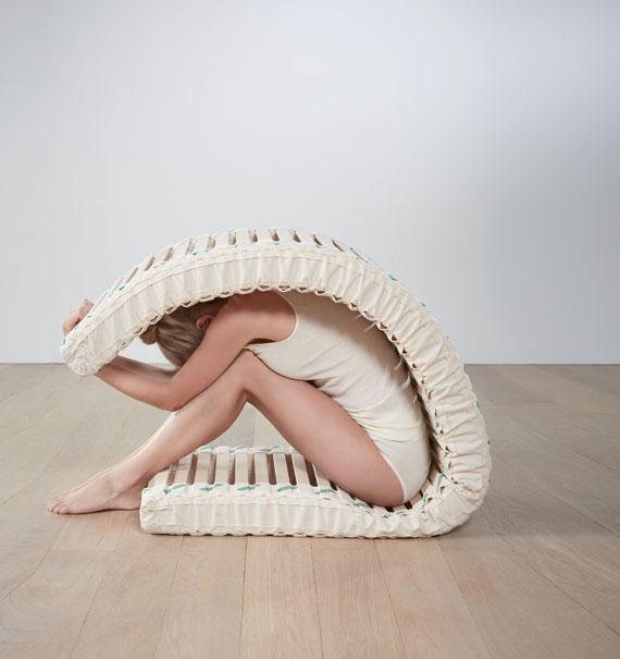 Sistema letto naturale Samina