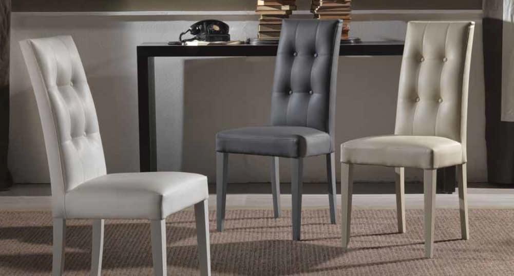 Sedie Schienale Alto Legno : Sedie legno colorate mobili e arredamento vintage