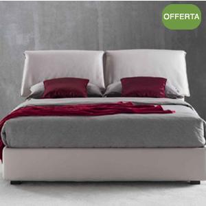 letto contenitore doppio cuscino
